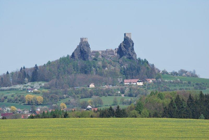 這座城堡是觀光的重要勝地。(圖/Charles Stirton@flickr)