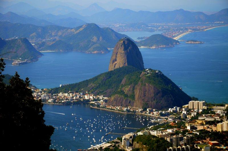 來到里約熱內盧絕對不能錯做麵包山。(圖/Rodrigo Soldon 2@flickr)