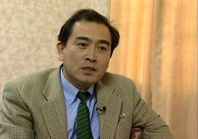 北韓前駐英國大使館公使太永浩,攝於2004年4月(AP)
