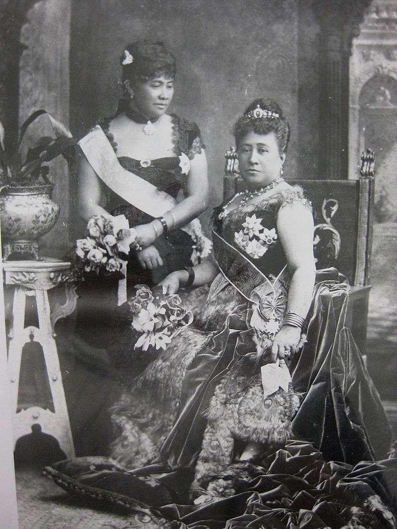 夏威夷王國末代女王莉莉烏歐卡拉尼。(維基百科)