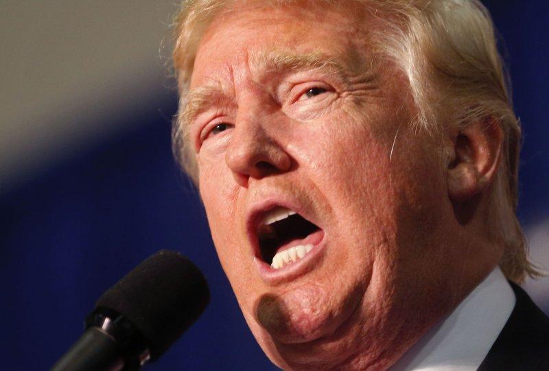 川普的演講頗具煽動性,但他能否勝任聚焦於實際政策的公開辯論?(美聯社)