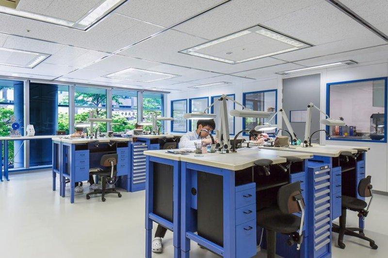 百達翡麗台灣服務中心硬體全面升級,所有規格皆100%比照瑞士原廠高規格,讓收藏家備感安心。(圖/百達翡麗提供)
