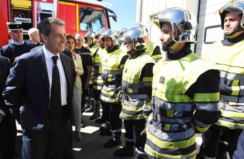 法國前總統薩科齊宣布投入總統大選,以文化認同、中央權威為核心議題。(Sarkozy@Twitter)