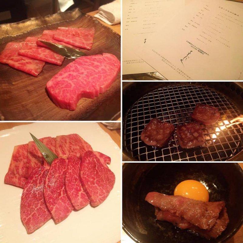 東京燒肉店,Yoroniku!講究不同牛肉部位吃法,讓你吃到多變的和牛口感。愛燒肉的人必來吃吃看!(圖片來源:Yoroniku Facebook @Yumi Mishiro )