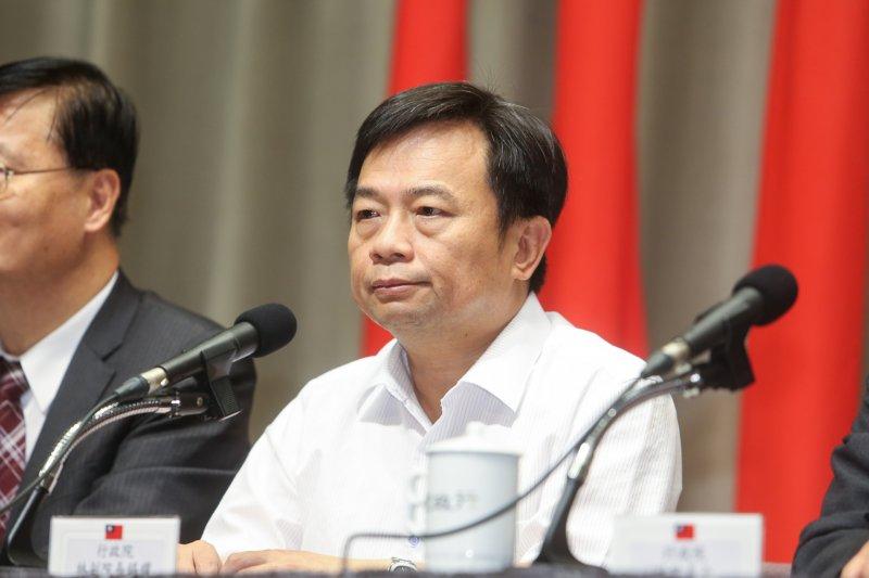 20160830-林副院長林鍚耀(陳明仁攝)