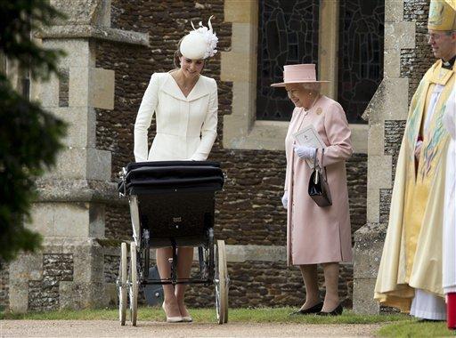 黛安娜王妃,凱特王妃