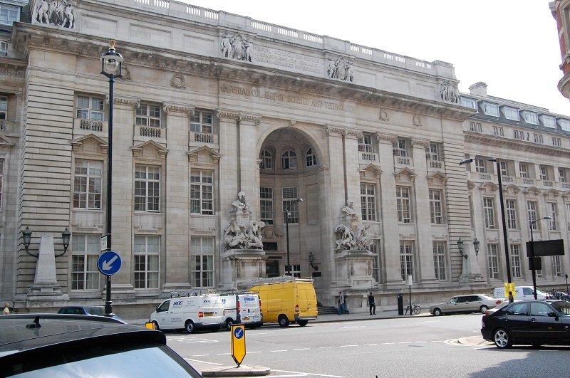 倫敦帝國學院。(維基百科)