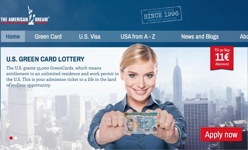 綠卡抽籤是許多人成就美國夢的方式之一。(翻攝網路)