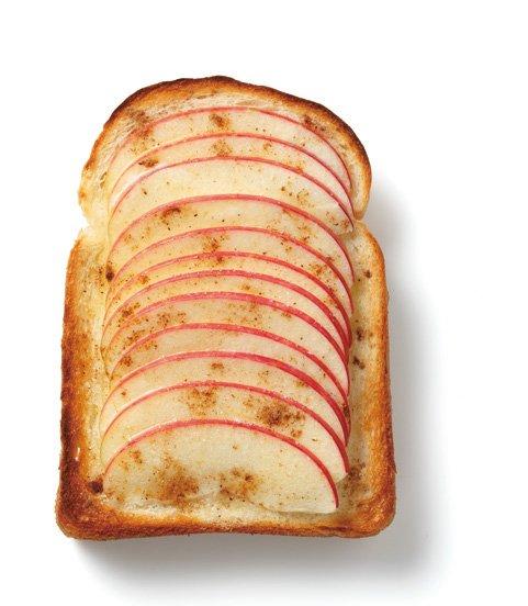 利用烤箱為剩下的蘋果施一點魔法吧!