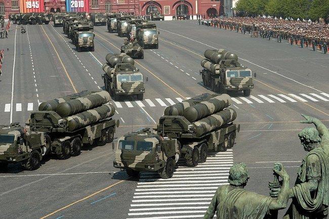俄製S-400防空飛彈(取自維基百科,RIA Novosti攝/CC BY 4.0)