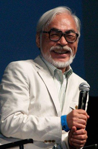 宮崎駿本人也十分支持森林保護活動。(圖/@Wikipedia)