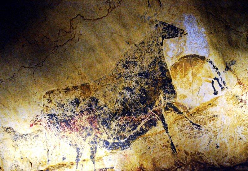 拉斯科洞窟壁畫(圖/Jaysmark@flickr/CCBY2.0)