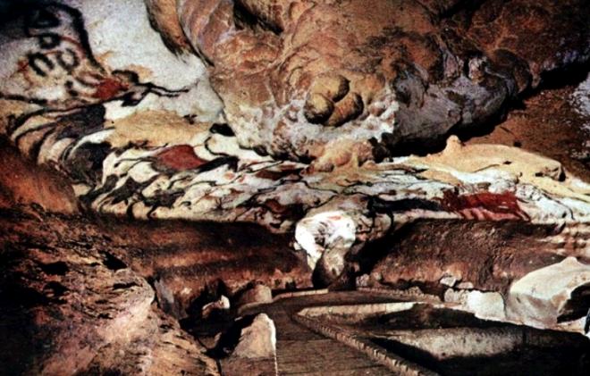 拉斯科洞窟壁畫(圖/Jennifer_Mei@flickr/CCBY2.0)