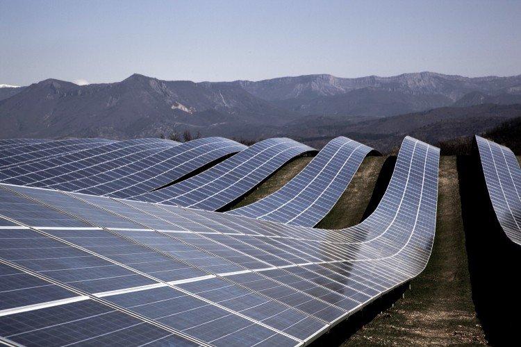 智利的太陽能電廠。(圖片來源:智利再生能源協會/(ACREA)