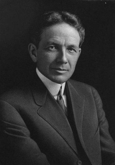 通用汽車創辦人杜蘭特(William C. Durant.)。(Wikipedia /public domain)