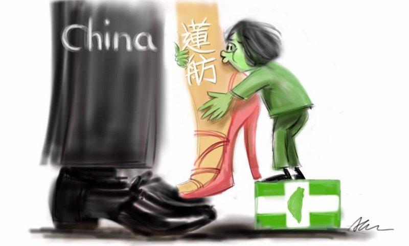 插畫作者:梁綸武。