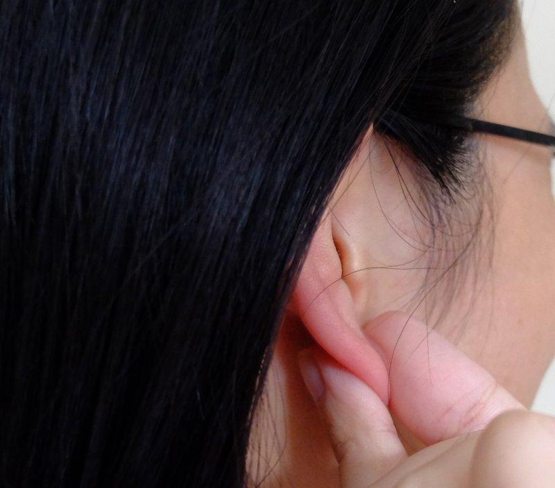 每天揉耳垂10分鐘,刺激穴道保健康!