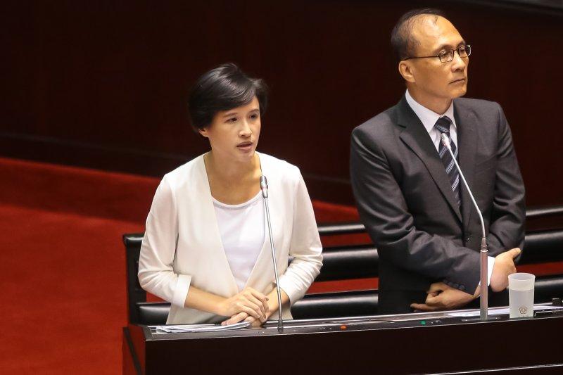 20160920-文化部長鄭麗君、行政院長林全20日至立院備詢。(顏麟宇攝)