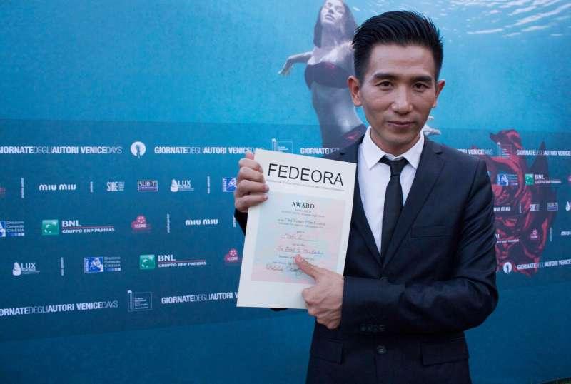 新銳導演趙德胤,近年來不斷在國際影壇上屢獲大獎。(趙德胤 Midi Z@facebook)