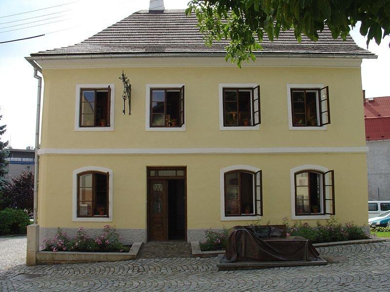 佛洛伊德的出生地,過去為奧地利,現屬於捷克。(Jiří Jurečka@Wikipedia / CC BY 3.0)