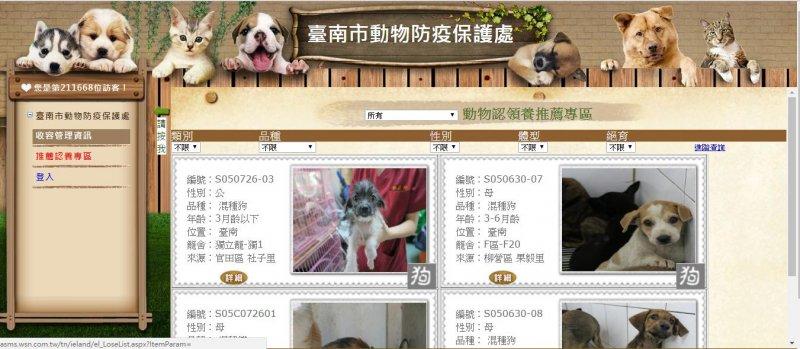 天如專題0924-01-台南市動物認領養專區網站。(摘自台南市政府網站).jpg