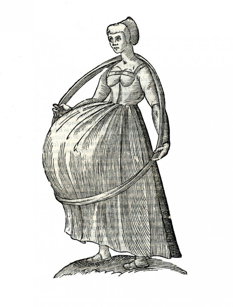十七世紀:男人像個男人,女人也很堅韌的年代,家庭妊娠試驗需要運用到冶金的技能。