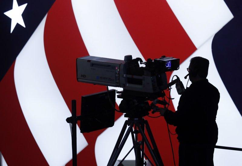 電視辯論是美國大選重頭戲之一,1960年史上第一場辯論就寫下經典。(美聯社)