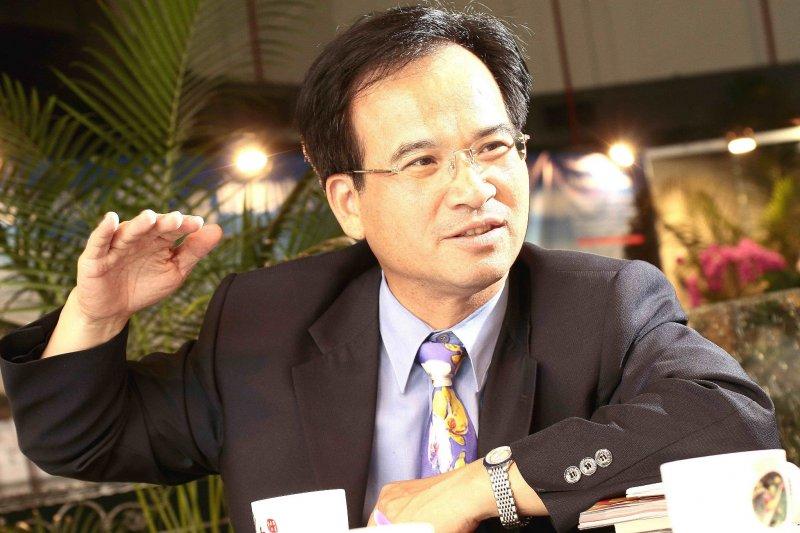 前台南縣長、現任長照發展協會全聯會法律顧問蘇煥智。(取自蘇煥智臉書)