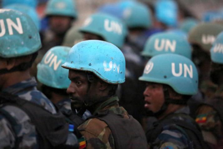 人權組織Civic指控,聯合國維和部隊在7月份南蘇丹大規模衝突中棄平民於不顧。(圖/Civic報告書)