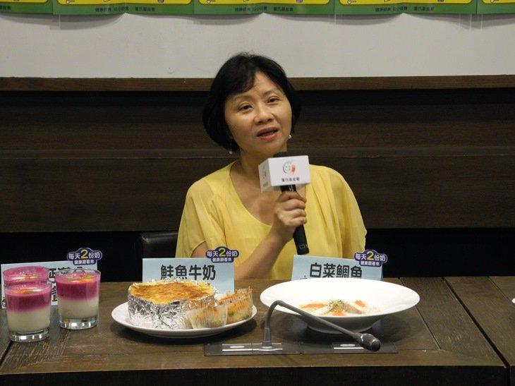20161006-SMG0045-001-董氏基金會許惠玉。(取自董氏基金會網站).JPG