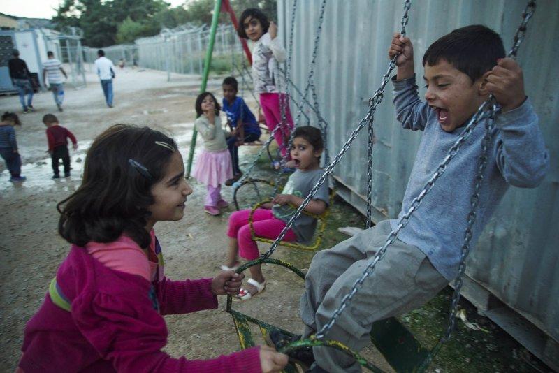兒童肥胖在已開發國家就相當棘手,對貧窮國家更為困難。(美聯社)