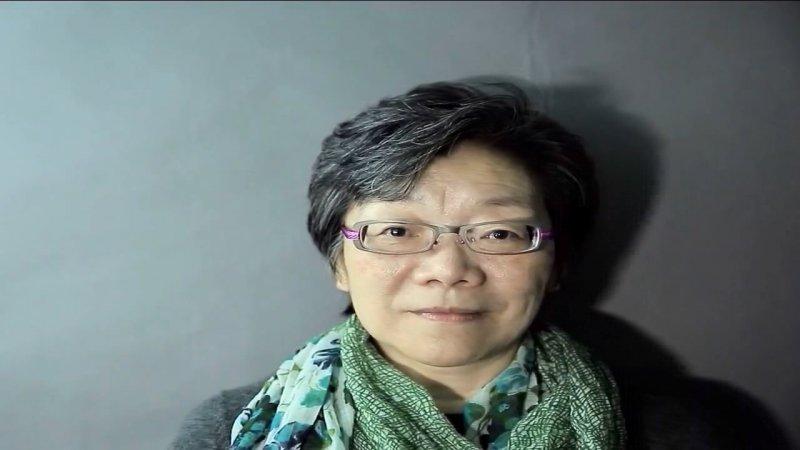 輔仁大學社會科學院前院長夏林清(人民民主陣線@Wikipedia / CC BY 4.0)