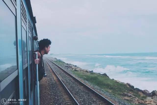 不關門的海上小火車。(圖/Klook提供)