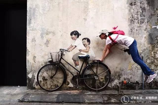 檳城──世界文化遺產城市。(圖/Klook提供)