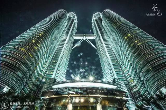 吉隆坡雙子星。(圖/Klook提供)