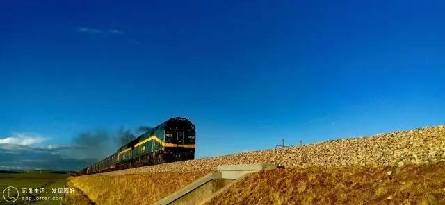 青藏鐵路。(圖/Klook提供)