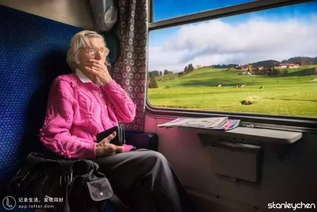 歐洲火車。(圖/Klook提供)