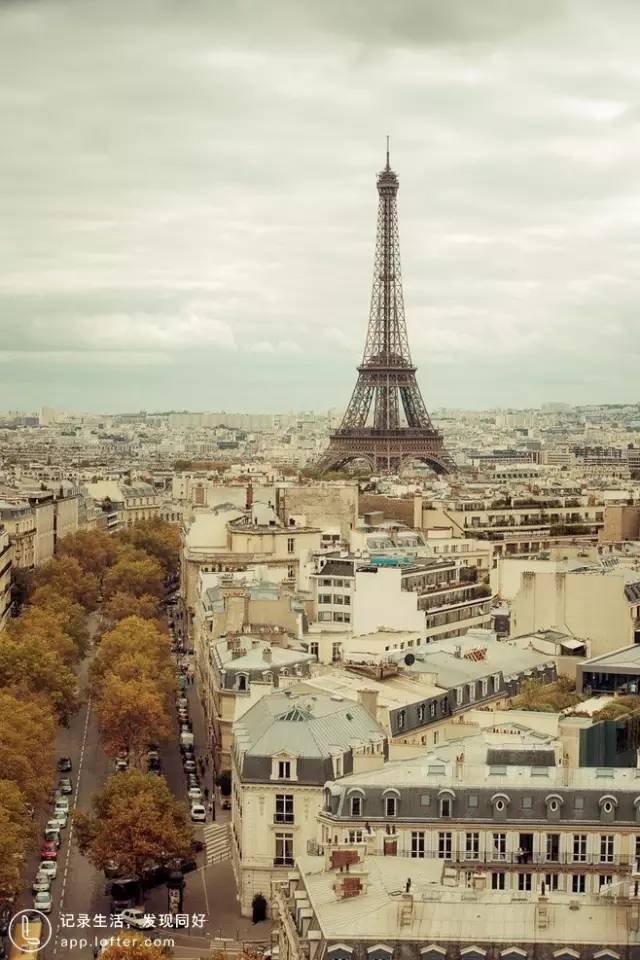 法國巴黎鐵塔。(圖/Klook提供)