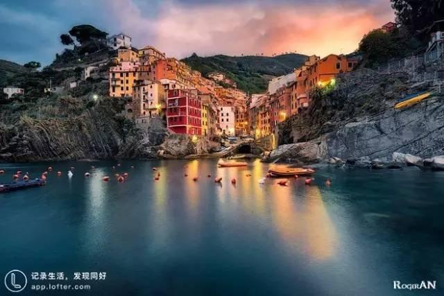 義大利五漁村。(圖/Klook提供)