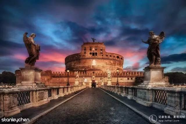 義大利羅馬。(圖/Klook提供)