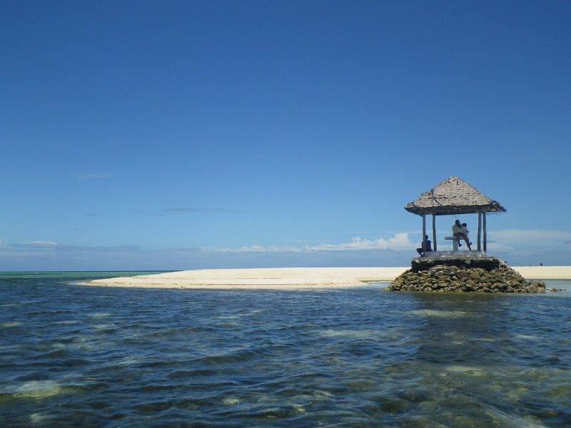 菲律賓由7,107個島嶼組成,有大量自然風光。(圖/fchika@pixabay)
