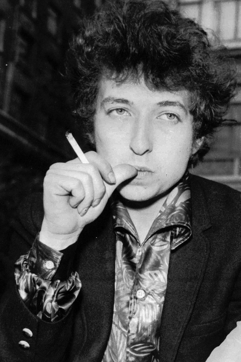 1965年的巴布狄倫(Bob Dylan)(美聯社)