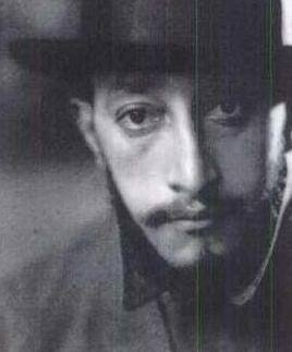大學時期的米格爾.安赫爾.阿斯圖里亞斯(Miguel Ángel Asturias)(Wikipedia/Public Domain)
