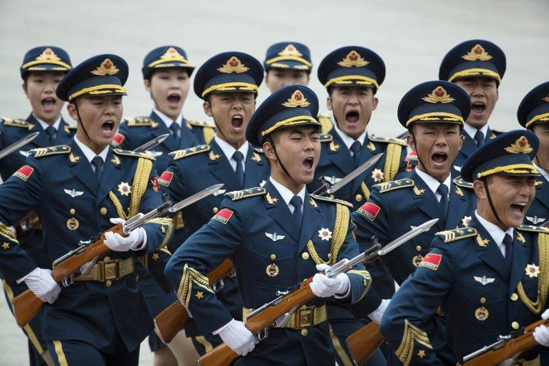菲律賓總統杜特蒂曾表示,願意和中國聯合軍演。(美聯社)