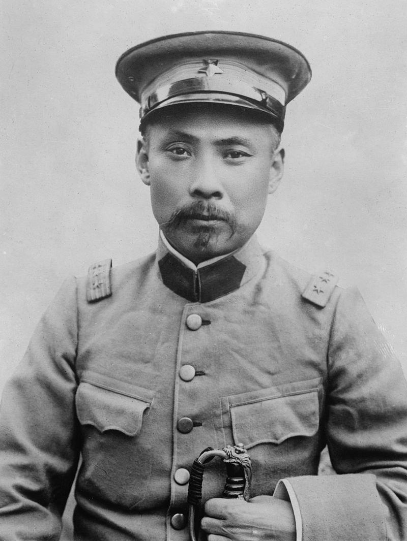段祺瑞(引自維基百科)