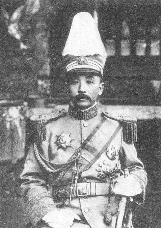 張作霖(引自維基百科)