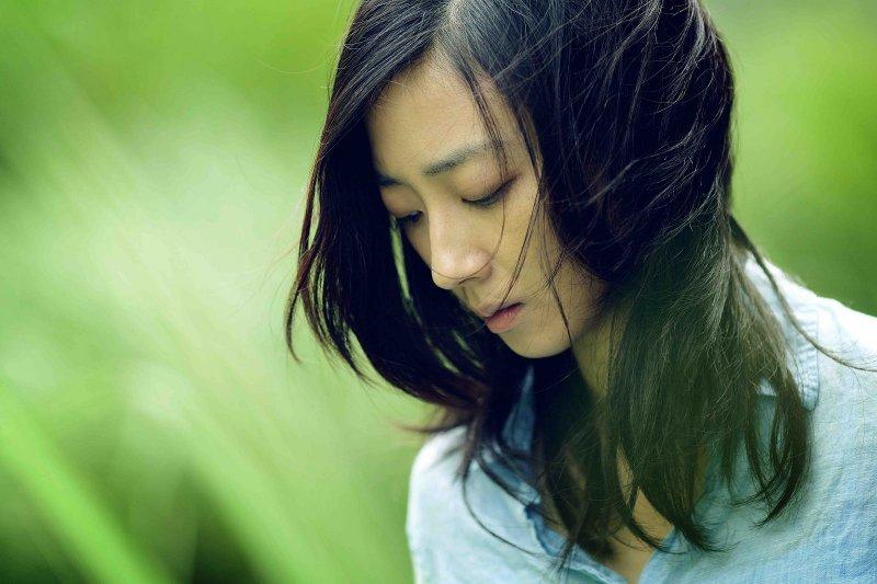 桂綸鎂在電影《德布西森林》裡演技精湛。(圖/魚樂整合行銷提供)