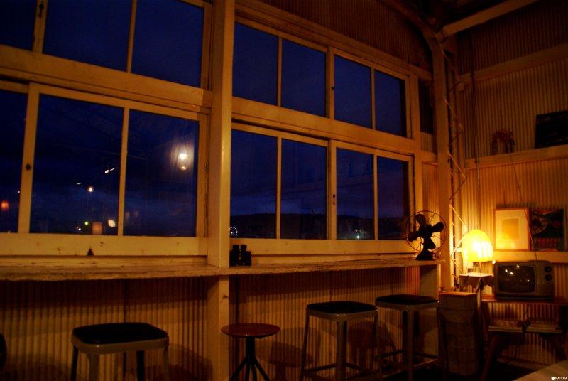 umie臨海的大窗戶。(圖/matcha提供)