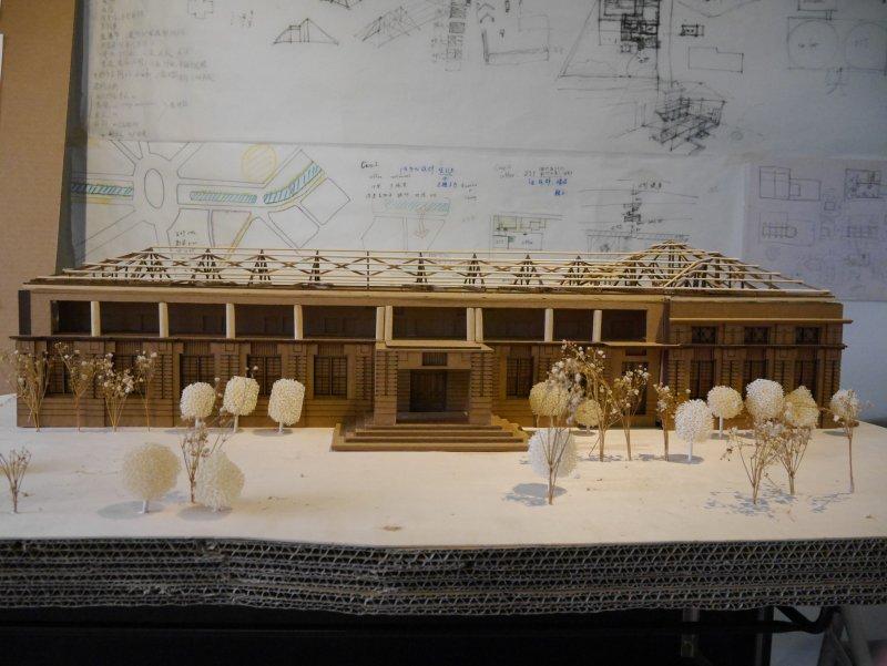 台日建築系師生跨國交流 提出新竹舊城再生新創見2.jpg(圖由新竹市政府提供)