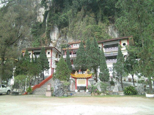 馬來西亞霹靂洞(圖/amanderson2@Flickr,hotelscombined提供)